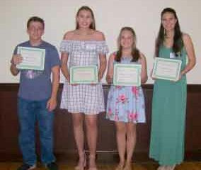 Marty Ward Memorial Award Winners 2019 Cape Coral Garden Club